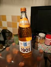 Irn Bru 1901 Full Sugar no sweeteners  old  recipe Limited Edition, Glass bottle
