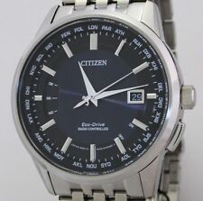Citizen WORLD PERPETUAL ECO-DRIVE SOLAR FUNKUHR CB0150-62L