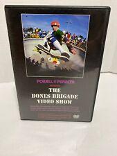Powell Peralta Presents The Bones Briigade Video Show Dvd