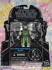 Star Wars Episode Black Series Clone Commander Doom Action Figure #13
