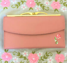 Women Purse Wallet w/ Envelop Credit Card and ID Holders