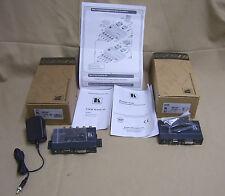 SET Kramer 650T & 650R DVI hdmi Bidirectional RS–232 & IR Over RG6 Coax rgbhv