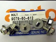 Front wing mounting bolt set, genuine Mazda MX-5 mk1, mk2 & mk2.5 MX5, 6 x bolts