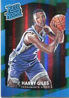 2017-18 DONRUSS /99 HOLO LASER GREEN HARRY GILES RC KINGS PARALLELS - 5678