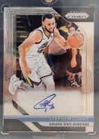 2018-19 Prizm STEPHEN CURRY Prizm Signatures Warriors AUTO Autograph Warriors 🏀