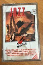 "mc JAZZ vol. 1 "" I LOVE MUSIC ""  NUOVA ORIGINALE Siae SIGILLATA"