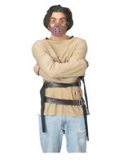 Disfraces de hombre en color principal marrón de poliéster