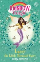 Lacey the Little Mermaid Fairy: The Fairytale Fairies Book 4 (Rainbow Magic), Me