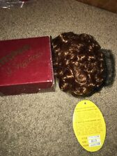 "Kemper Originals  Doll Wig ""Heather"" 8-9 - Auburn NWT"