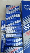 100 Pcs Count - Wizamet Super Iridium Double Edge Blades Blades -NEW OLD STOCK
