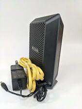 NICE! Netgear CM700 DOCSIS 3.0 Gigabit WiFi Cable Modem + AC Power Adapter