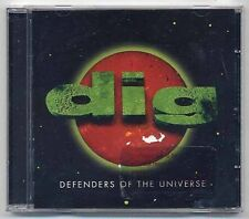 DIG Defenders of the Universe - promo CD a183