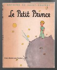 Le Petit Prince. Avec dessins par L'auteur