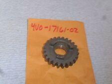 1980-83 YAMAHA YZ60 YZ80 YZ TRANSMISSION GEAR 6TH PINION NOS OEM # 4V0-17161-02