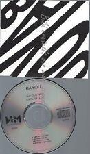 CD--THE GUV` NOR UND KARL RATZER--BAYOU [MAXI CD-SINGLE
