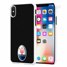 Maserati Car Phone Case Cover For iPhone Samsung Huawei RS041-10