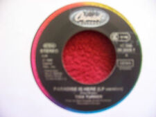 TINA TURNER-PARADISE IS HERE/In The Midnight Hour EEC Capitol 45