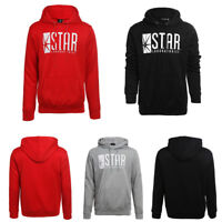 STAR Laboratories Hoodies Cool Sweatshirt The Flash S.T.A.R. Labs Hoodie