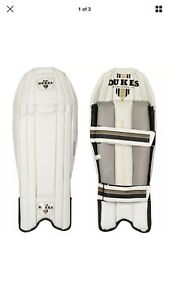 Dukes Patriot Elite Wicket Keeping Pads Youth 14-18yrs