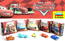 Disney Pixar Cars Model Kit 1:43 Scale 8 Different Characters Available