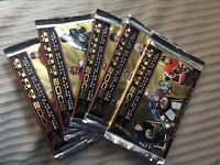 2002 McDonald's Pacific Prism Platinum Hockey Card Pack Lot Of 5