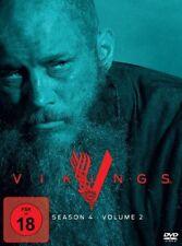 Vikings - Season 4.2  [3 DVDs] (2018)