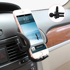 Phone Holder, M-Better Universal Smartphones Car Air Vent Mount Holder Cradle 7