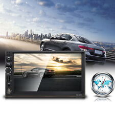 2 din 7'' CAR  MP5 player auto radio Dual Core Android 4.4 gps Bluetooth