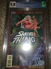 Essential Vertigo: Swamp Thing #5 CGC 9.8 (Reprints Saga #25)