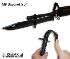 M9 Airsoft Tactical Combat Toy Dagger Cosplay Model Knife Military Training