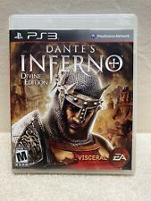 Dante's Inferno: Divine Edition (PlayStation 3) PS3 Complete With Manual