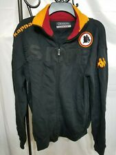 Mens KAPPA Jacket Coat  Size Large Black Original Full Zip