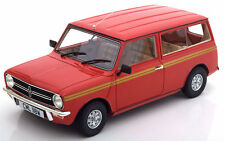 Cult Models 1974 Mini Clubman Estate Red in 1/18 Scale New Release! In Stock!
