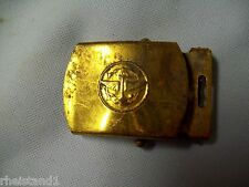 USN NAVY  BELT BUCKLE (Naval Aviator?)