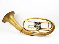 Blasinstrument - Drehventil Alt-Horn verm. in ES - Dekostück