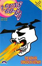 Zotz Decals 1/48 & 1/72 ACH-47 CHINOOK IN VIETNAM Guns-A-Go-Go