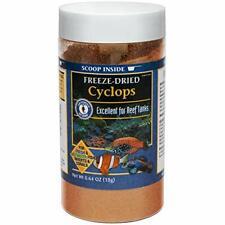 New listing San Francisco Bay Brand Freeze-Dried Cyclops 0.64-Ounces 18-Grams Jar with po.