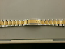 Rolex Daytona 116523 18K/SS Oyster Flip-lock 78493 Bracelet. 95% Minty.