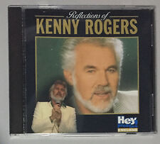 Kenny Rogers - Reflections Of (20 Tracks) (VERY GOOD COND) CD Album Music