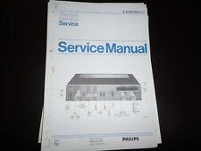 Original Service Manual Philips  22AH305