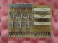 General Electric IC3600KRSV1B1B Relay Board