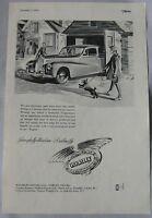 1951 Wolseley Original advert No.1
