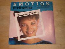45 tours debbie davis emotion