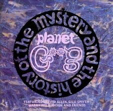 New: Planet Gong: The Mystery and History of the Planet Gong Import Audio CD