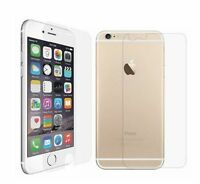 Real Tempered Glass Film LCD Screen Protector For Apple iPhone 6S Plus Back