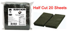 Sushi Nori 20sheets 20g(0.706oz) Seaweed Dried Laver Korean Healthy Food