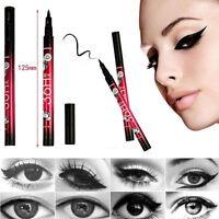 Black Waterproof Eyeliner Cosmetics Beauty Pencil Pen Black Eye Liner Liquid