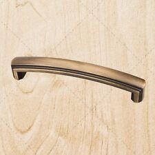 Cabinet Hardware Pulls pc19 Brushed Antique Brass Handles 128mm CC