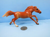 BREYER Stablemate-2021 Horse Foal Surprise-Sorrel Running Mustang Stallion-New