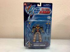 Toonami Mobile Fighter MUMMY GUNDAM #11308 Cartoon Network Snake Whips